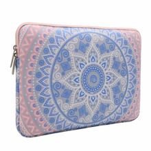 Canvas Laptop Sleeve Case Bag Cover for MacBook