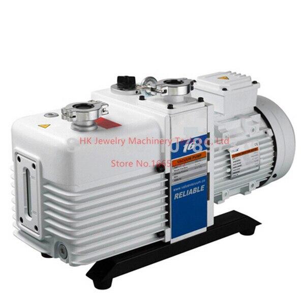 Chine outils 220 V 0.75KW VRD-16 rotatif à palettes pompe à vide industrie pompes à vide fiables