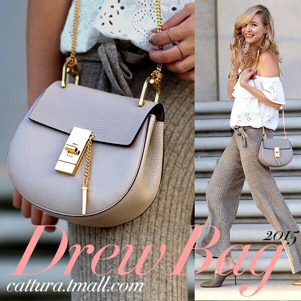 2017 New Women Fashion Saddle Chain Small Genuine Leather Messenger Bags Handbags Women Famous Brands Cross Body Shoulder Bag