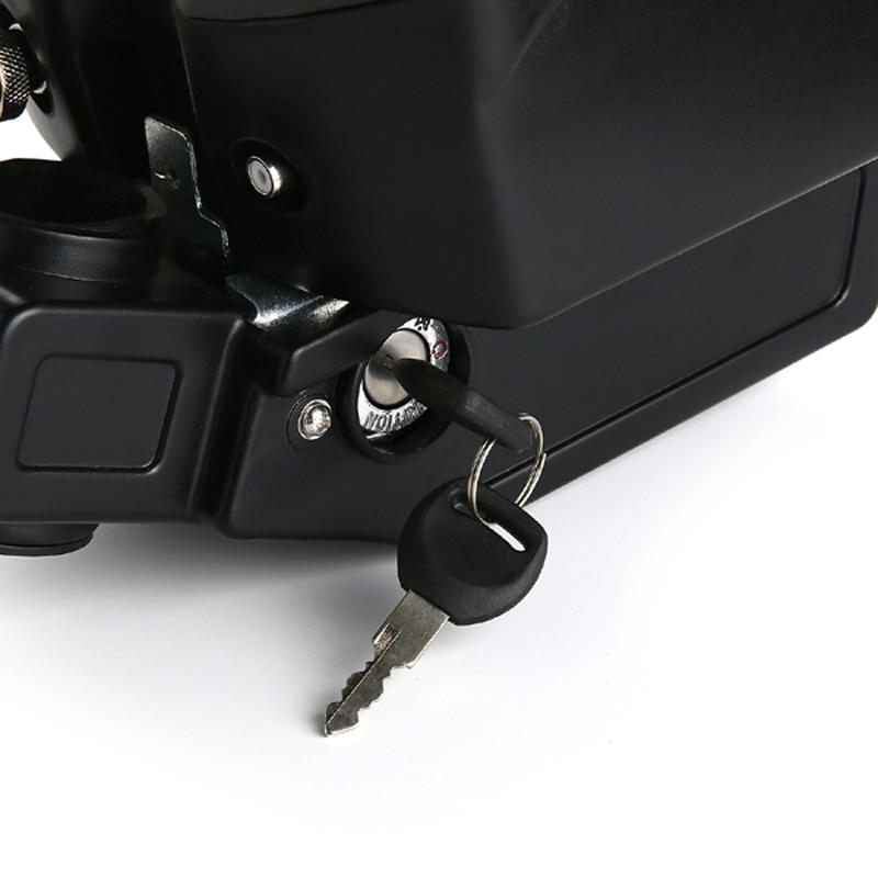 48 v 25ah lityum iyon ebike pil kurbağa bisiklet elektrikli bisiklet - Bisiklet Sürmek - Fotoğraf 3