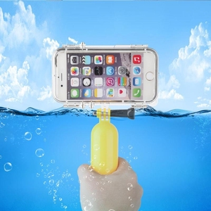 Image 5 - Sports for iPhone 6 6S Plus Waterproof Cell Phone Case Cover with 170 Degrees Wide Angle Lens Compatible with GoPro Accessories