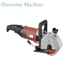 Maszyna do rowkowania elektryczne maszyny do cięcia maszyna do betonu gniazda elektryczny maszyna do cięcia ścian frezarka do rowków 1252