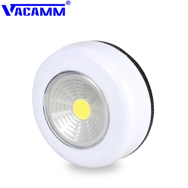 Beau Vacamm Under Cabinet Light LED COB Wardrobe Touch Light Lamp For Home  Kitchen Small Cabinet Closet