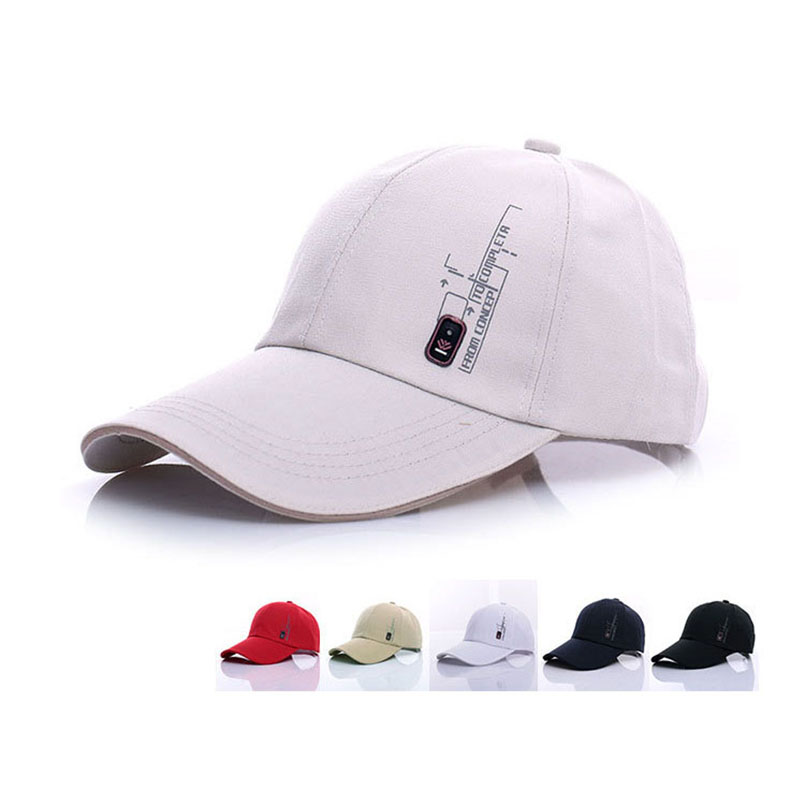 2018 Unisex Cotton Fashion Baseball Caps Boys Snapback Hats Printing Letters Men Women Gorras Casquette Bone Sports Sun Dad Hats new unisex 100% cotton outdoor baseball cap russian emblem embroidery snapback fashion sports hats for men