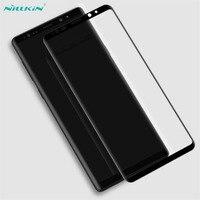 Para Samsung Galaxy Note 9 Vidro Temperado Nillkin Vidro CP + Max 3D 9 Cobertura Completa Filme Protetor de Tela Do Telefone de Vidro para Samsung Note9