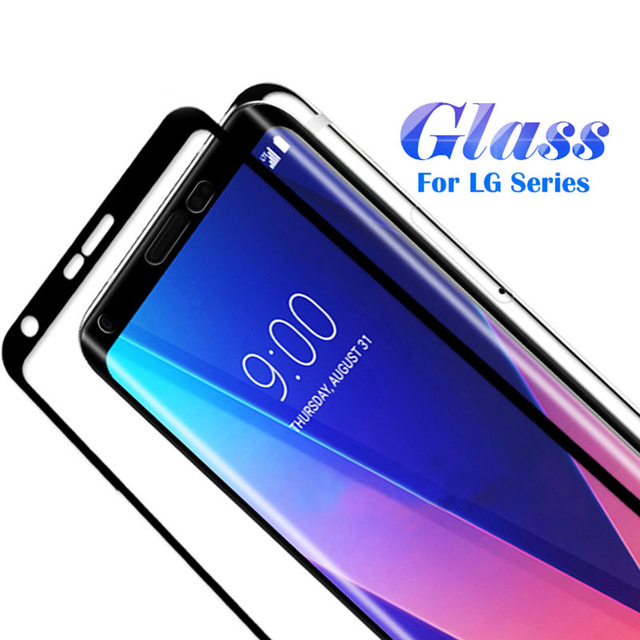 2.5D 9H Protective Tempered Glass For LG G6 G7 V30 Plus K8 K10 2018 K10 K8 2017 Ultra Thin Screen Protector Toughened Film Glass