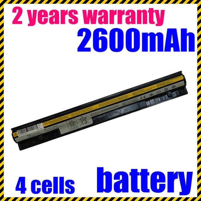 JIGU качественную aptop аккумулятор ДЛЯ LENOVO L12M4A02 L12M4E01 L12S4A02 L12S4E01 IdeaPad G400s G410s G500s S510p S410p Z710