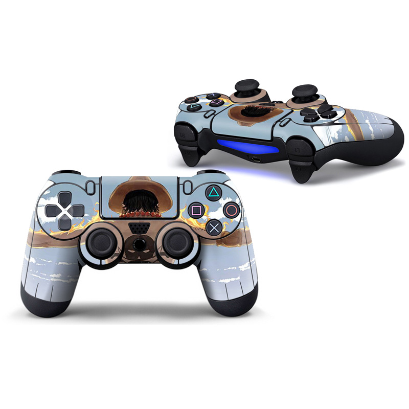 for PS4 Controller Designer Skin for Sony PlayStation 4 DualShock Wireless Controller
