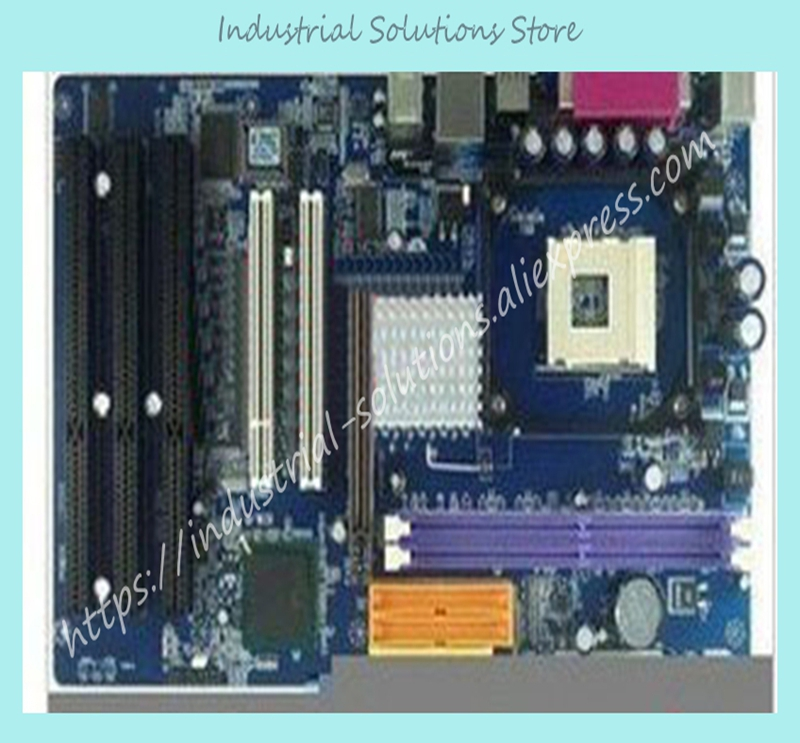845GV Industrial Motherboard 845gl Motherboard 845 Belt 3 ISA Slots Fiscal 1 100% tested perfect quality наушники беспроводные sony mdr xb950b1 blue