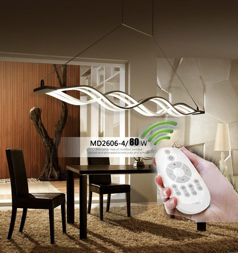 Новый Потолочные светильники Освещение в помещении LED Luminaria Abajur современные светодиодные Потолочные светильники для Гостиная Лампы для мот...
