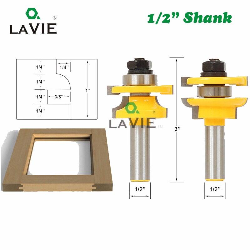 LAVIE 2pcs 12mm 1/2