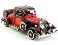 Free Shipping Handmade Vintage 1933 Car Model