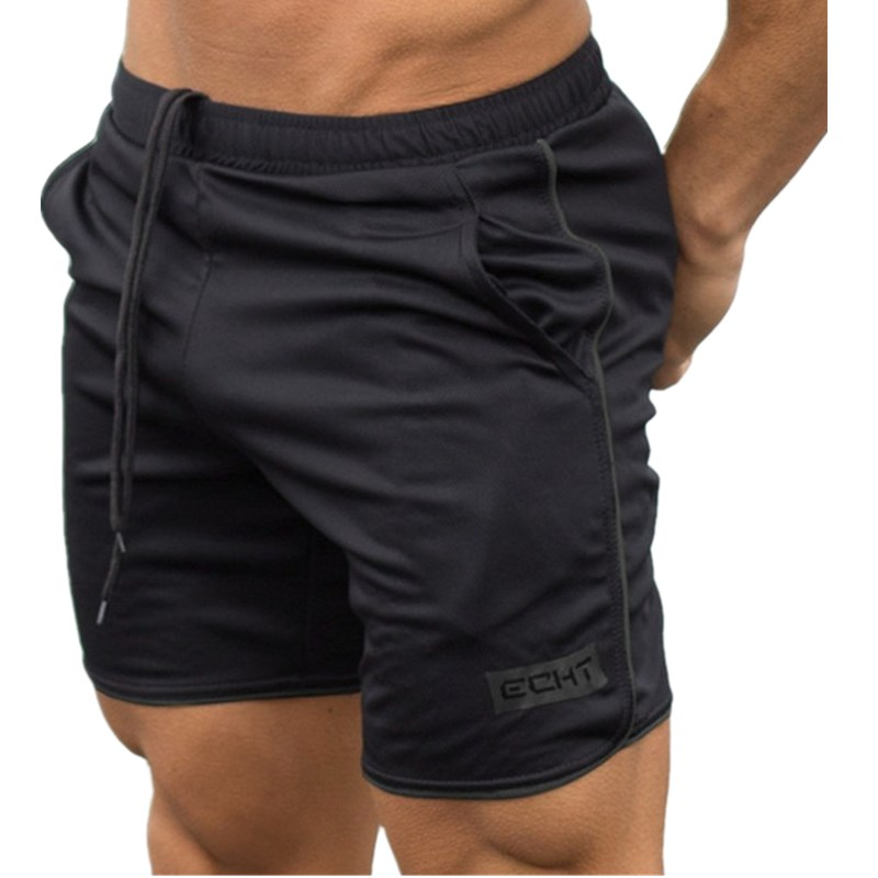 Summer Fashionable Men Breathable Shorts Fitness Fashion Leisure Gyms Jogging Men Ultra-thin Mesh Quick Dry Shorts Hot Sale
