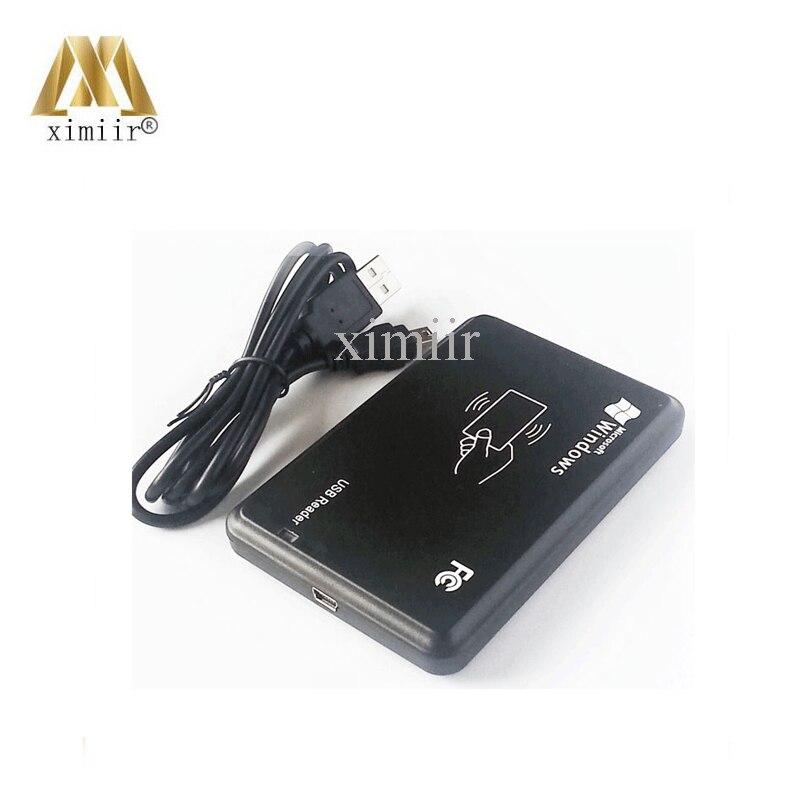 Новое поступление высокое качество R01 USB <b>rfid</b>-считыватель ...