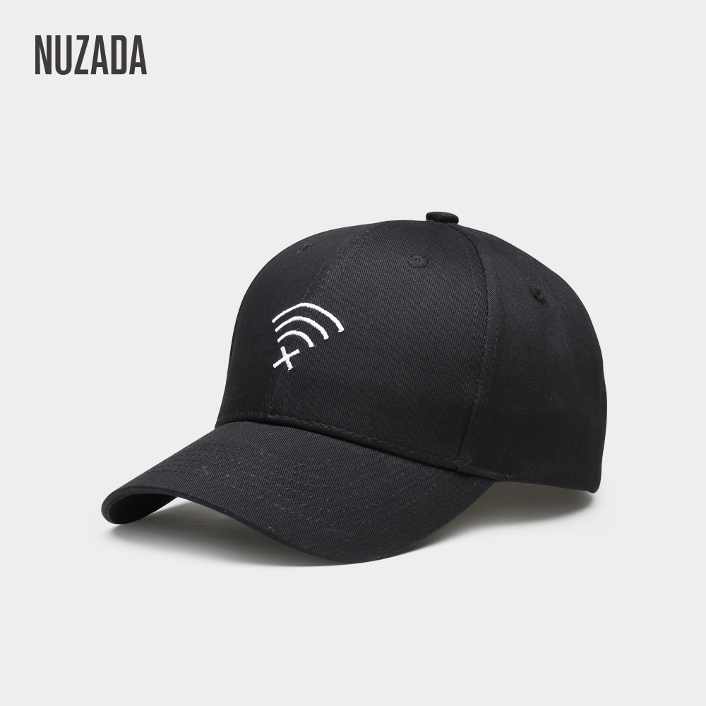 Brand NUZADA Solid Color Men Women Couple Baseball Cap Bone Cotton Embroidery Snapback Caps Spring Summer Autumn Hats Quality gold embroidery crown baseball cap women summer cap snapback caps for women men lady s cotton hat bone summer ht51193 35