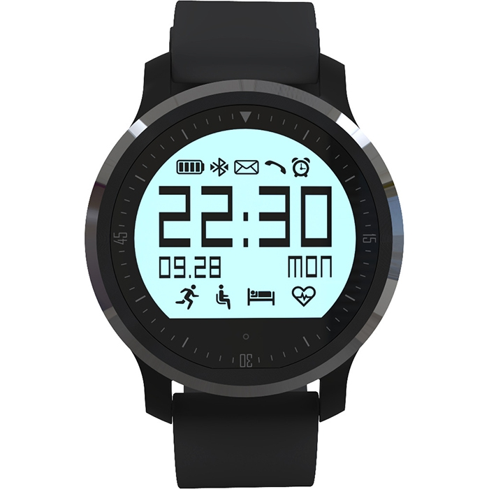 F68 Bluetooth 4.0 Sport Smart Watch Heart Rate Track Wristwatch 1.5 Inch Touch Screen Waterproof IP67 Watch For IOS Android (19)