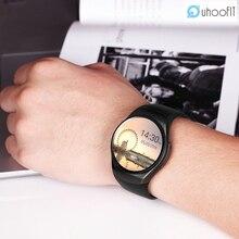 Uhoofit Smart Uhr HY09 Herzfrequenz Kompatibel Für IOS/Android Digital-uhr Bluetooth Smartwatch Tragbare intelligente armband