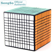 ShengShou 11x11x11 Magic Cube 11x11 Cubo Magico Professional Neo Speed Cube Puzzle Antistress Fidget Toys For Children