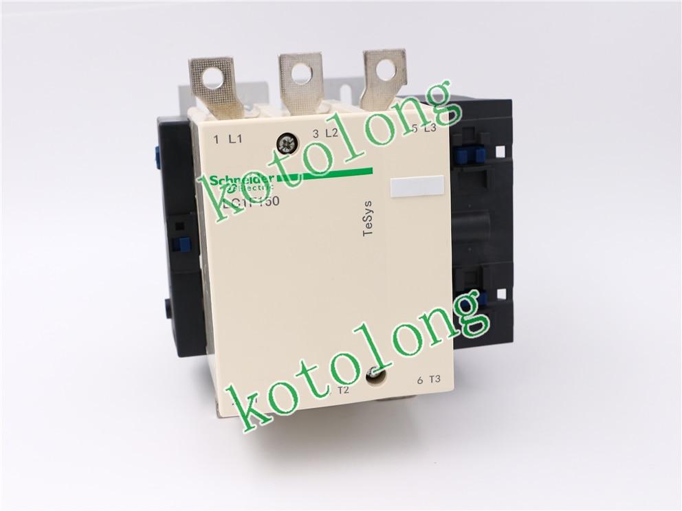 AC Contactor LC1F150 LC1-F150 LC1F150D7 42V LC1F150E7 48V LC1F150F7 110V LC1F150G7 120V ac contactor sc n5px