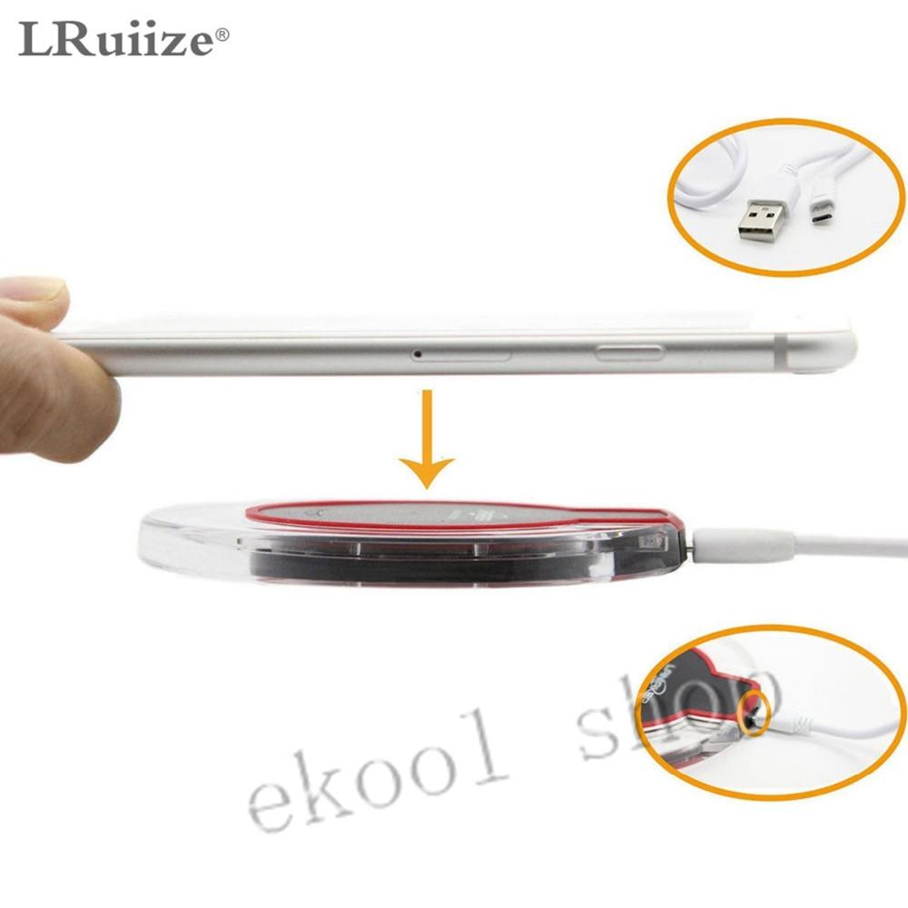 LRuiize Fantasy Crystal 100% QI bežični punjač za punjač za - Oprema i rezervni dijelovi za mobitele