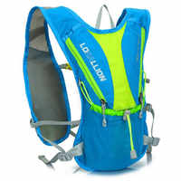 Small Cycling Water Backpack Ultralight Mountain Bike Bicycle Cycling Backpack MTB Outdoor Sports Climbing Hiking Running Bags