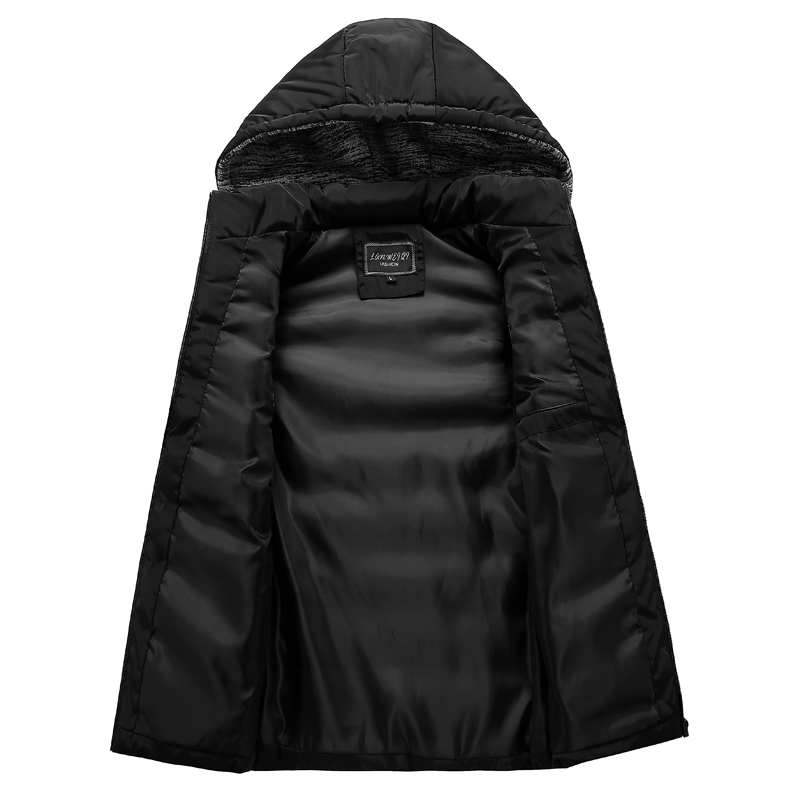 men\`s casual clothing fashion down jackets men leisure dress vests winter warm elegant korean streetwear trend coat vest for men (11)