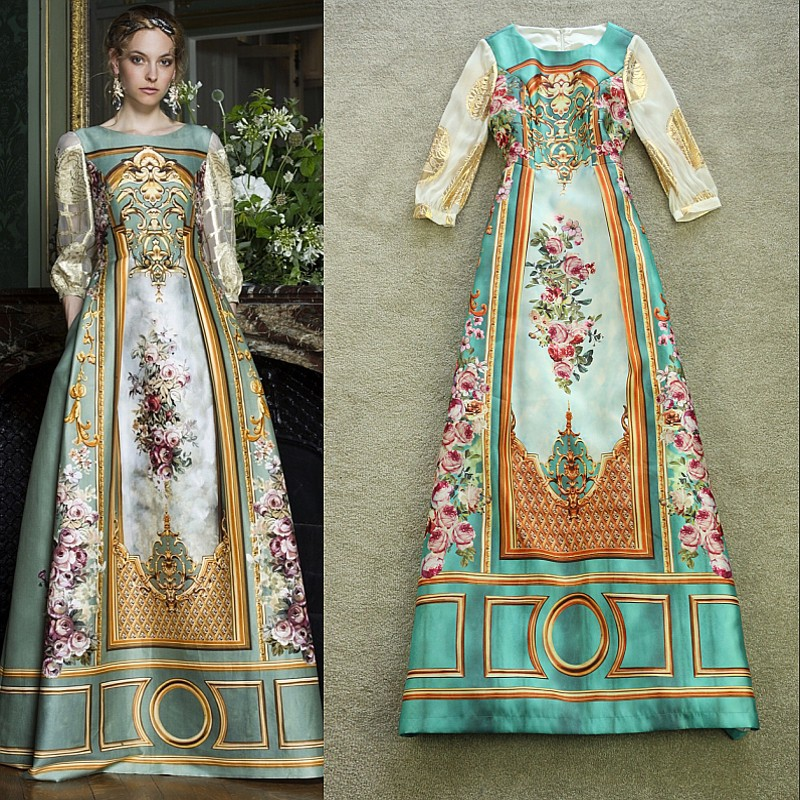Russian styles of dress