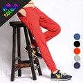 New Fashion Men's Pants Men Cotton Jogger Pants Casual Style Sweatpants Men's Drawstring Trousers Asian Size:S-5XL