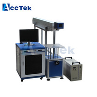 AccTek good quality nonmetal engraving machine co2 glass laser tube co2 laser marking machine price