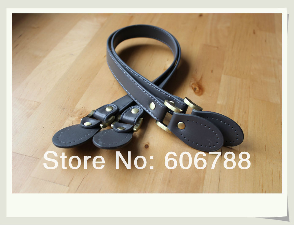 Promotion Free Shipping Pu Leather Diy Bag Handles High