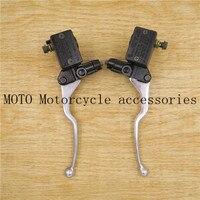 Motorcycle Hydraulic Left right set Clutch & brake Master Cylinder pump For Suzuki AN250 AN400 AN 250 400 Burgman Skywave