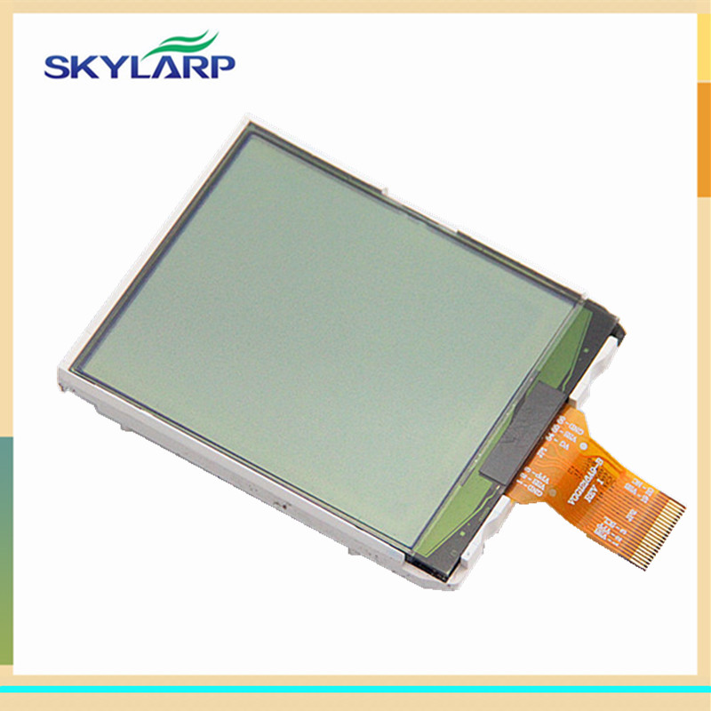 skylarpu 2.4 inch for VGG1216A9-B REV 1 LCD Screen for GARMIN eTrex 10 Handheld GPS LCD display Screen panel (without touch) skylarpu 2 2 inch lcd screen module replacement for lq022b8ud05 lq022b8ud04 for garmin gps without touch
