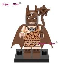 1PCS star wars superhero marvel Clan of the Cave Batman building blocks action sets model bricks