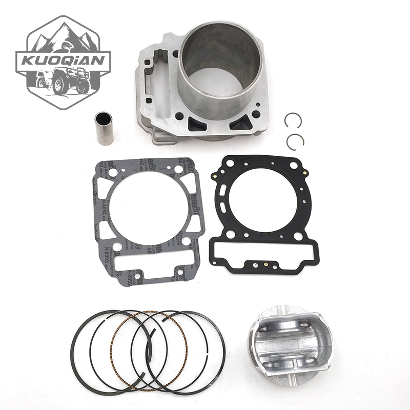 uforce zforce motor CYLINDER BODY PISTON COMP. GASKET ATV UTV for 800cc U8 X8 Z8 ENGINE buggy PARTS 0800 023100 0002-in ATV Parts & Accessories from Automobiles & Motorcycles    1