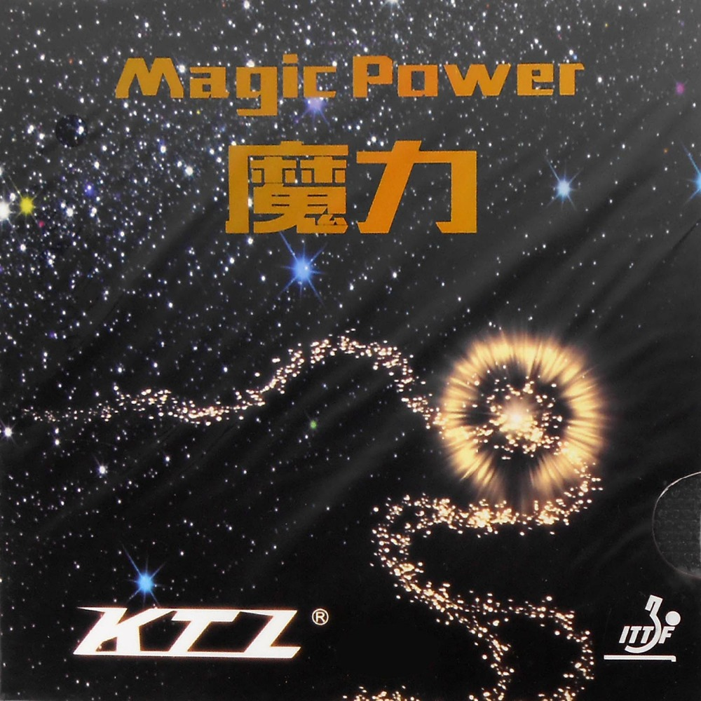 KTL Magic Power Half Long Pips Out Table Tennis / PingPong Rubber with Sponge