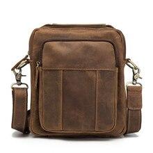 Neweekend Mens Bag Genuine Leather Shoulder for Man Handbag Messenger Male Business Briefcase Crossbody Vintage Casual Tote