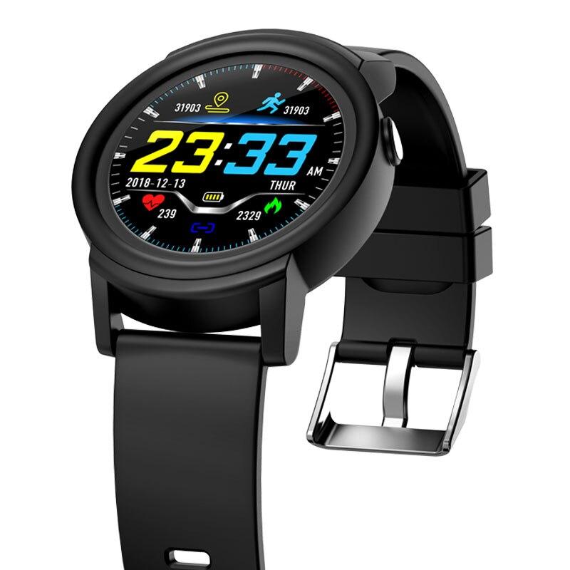 2019 nouvelle montre intelligente étanche hommes montre hommes femmes montres GPS sport fréquence cardiaque surveillance de la pression artérielle Bluetooth horloge chaude