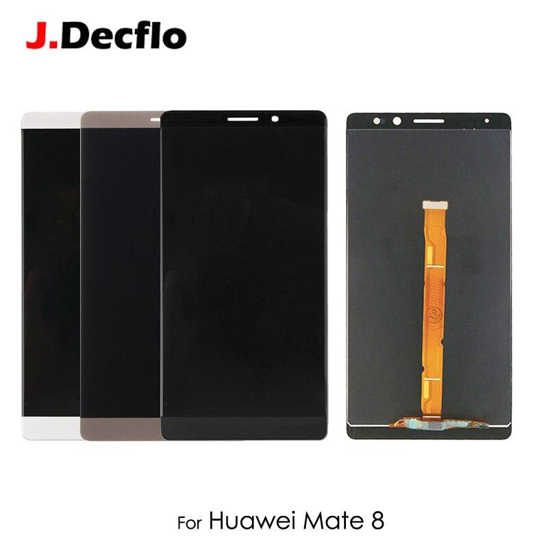 Ecran lcd d'origine Pour Huawei Compagnon 8 Mate8 NXT-AL10 NXT-CL00 NXT-DL00 NXT-L09 NXT-L29 NXT-TL00 Écran Tactile Digitizer Assemblée