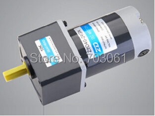 mirco DC motor DC brush gear motors DC gear motor permanent magnet Gear Ratio 9:1 IE2 60W 12V output shaft 12mm 15mm diameter 1pcs superior quality dc motor brush dc motors 775 8016 12v lawn mower motor