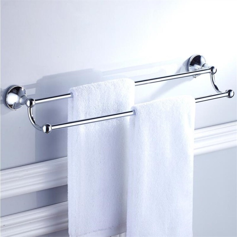 Free Shipping A Variety Of Colors In The 68 Series Towel Rack wall mounted 24 inch Double Towel Bar/Towel Holder free shipping in the minds of evil deicide cd seal