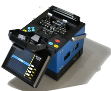Skycom T-107H Optic Fiber Fusion Splicer Cable Welding Machine as good as Jilong KL280