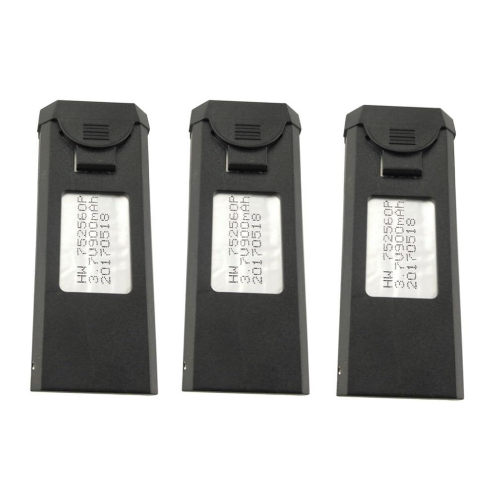 Original Visuo 3PCS 3 7V 900mAh 30C Lipo font b Battery b font Accessory for XS809