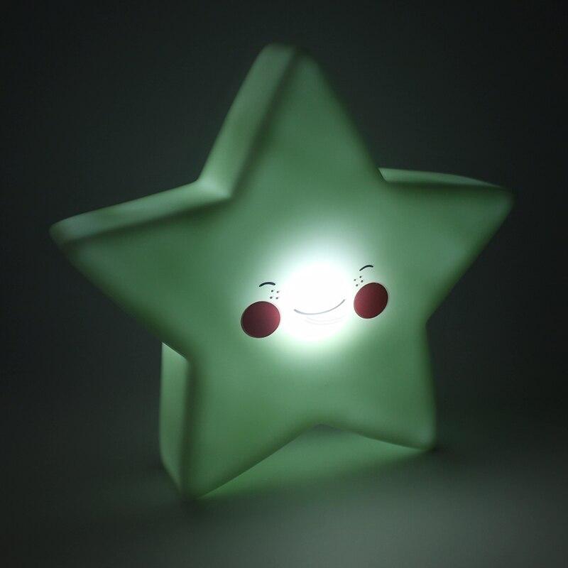 Luzes da Noite presente de natal de aniversário Item : Star Night Light