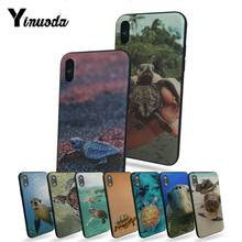 Funda Yinuoda de moda novedosa para teléfono móvil divertido dinámico para iPhone X de Apple 8 8plus 7 7plus 6s 6s Plus 5 5S 5c SE(China)
