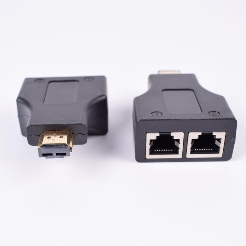 SUPER-Speed RJ45 Cat 7 6 5e 5 1x2 Ethernet Connector Splitter 1 to 2 Sockets Lot