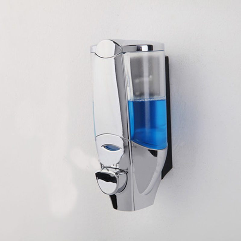 New Abs Wall Mounted Touch Soap Dispenser Sanitizer