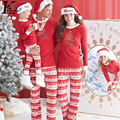 Winter New Family Christmas Pajamas Mother Son Outfits Father Son Matching Clothes Family Clothes Matching family leisure Pajams