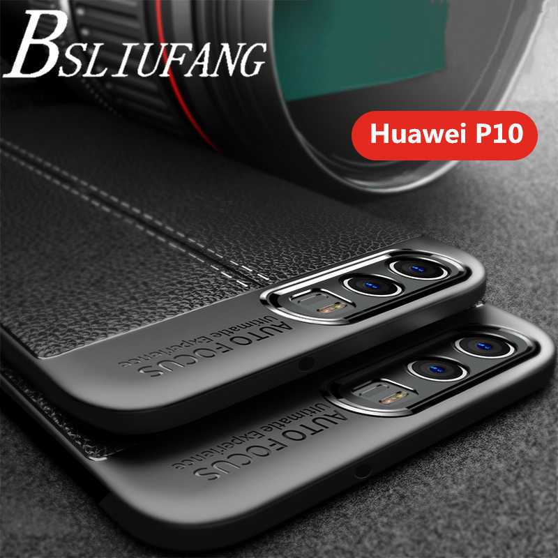 BSLIUFANG Luxury Soft Ultra Thin Case For Huawei P10 Plus P20 Lite Mate 10 20 Lite Honor 10 8 9 Lite Silicone Shockproof Cover