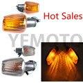 Envío libre Luz Motocicleta Luz Indicadora de Intermitencia Para HON DA CB1300 CB400 1999-2003 CB1300 x-4 1998-2002 99 00 01