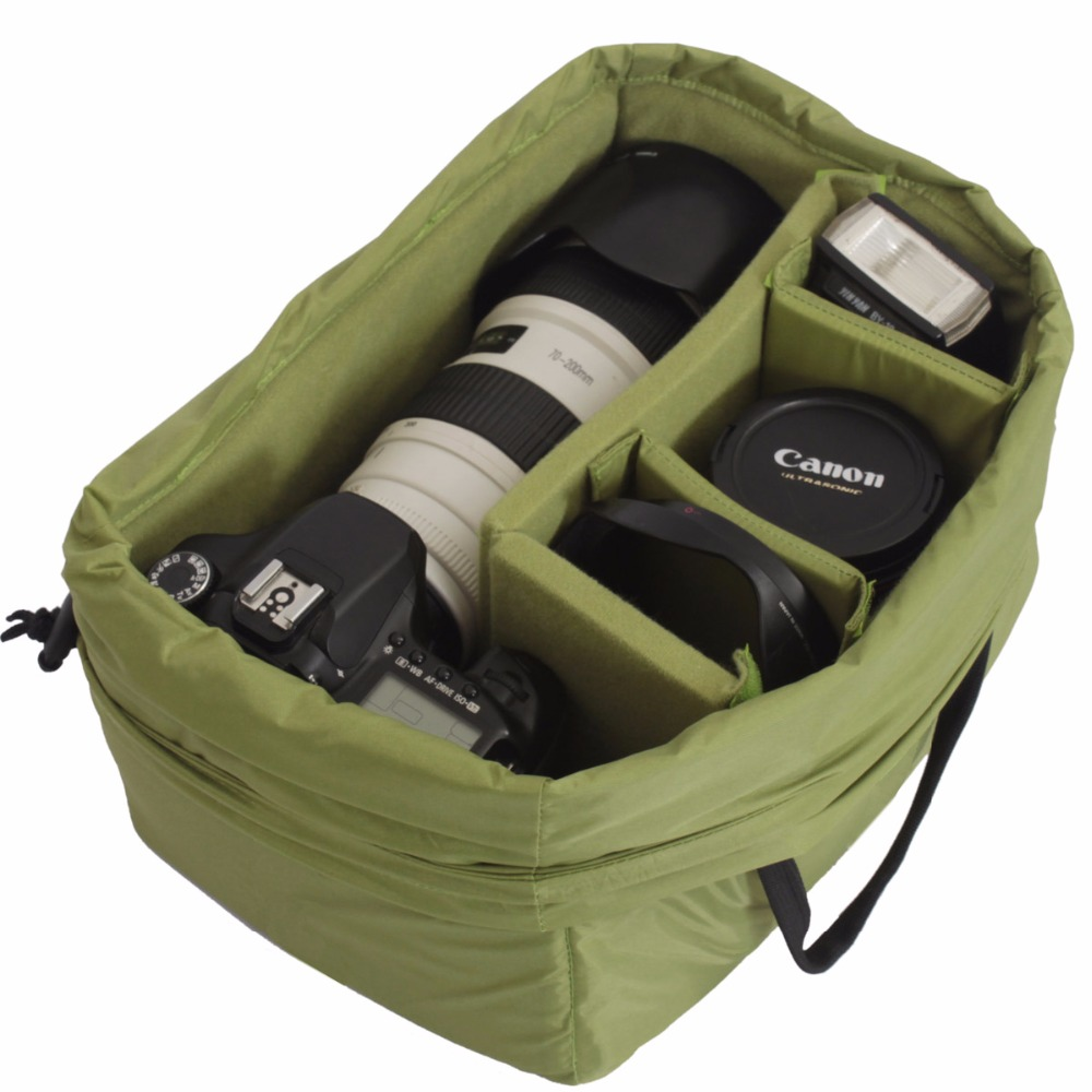 Free shipping Careell C305 video Camera Liner Bag Case For Canon Nikon Digital SLR/DSLR Cameras and Lens